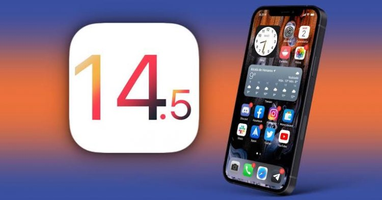 Review  - Update iOS 14.5